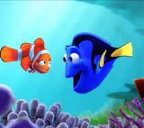 Dory e il papà di Nemo nel nuovo film Disney Pixar