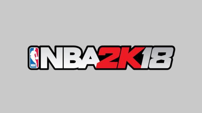 Il logo ufficiale di NBA 2K18