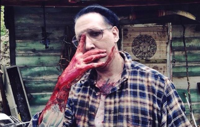 Marilyn Manson è tra i protagonisti di Let Me Make You a Martyr