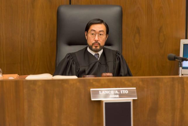 Il caso O.J. Simpson: giudice Lance Ito