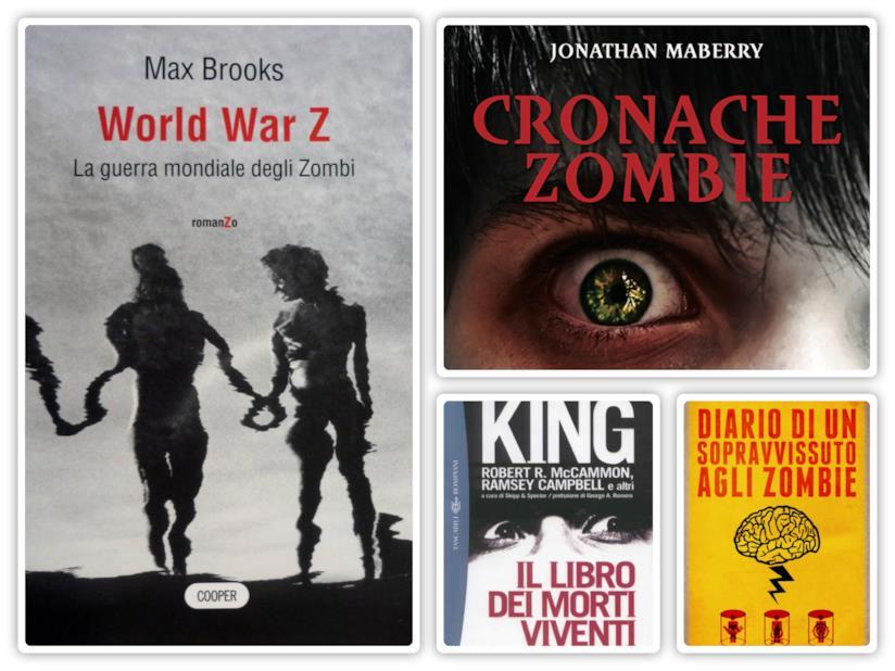 Speciale libri zombie