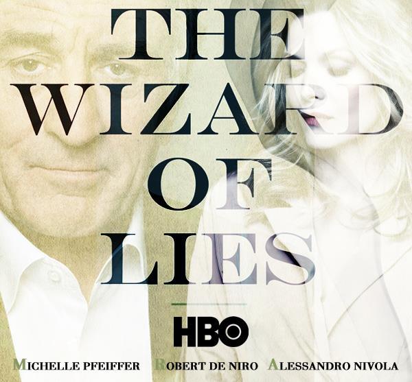 La locandina del film prodotto da HBO