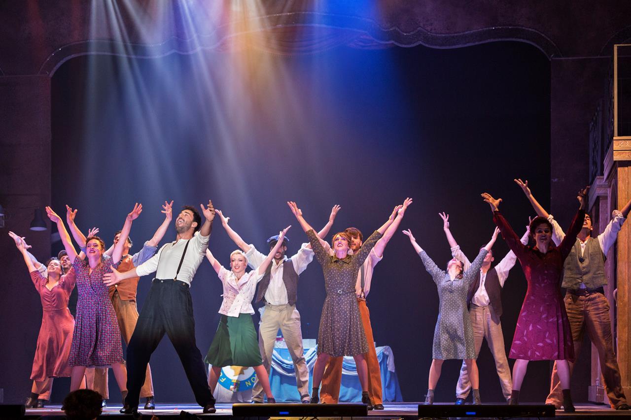 Va in scena Evita: il nuovo musical italiano con Malika Ayane