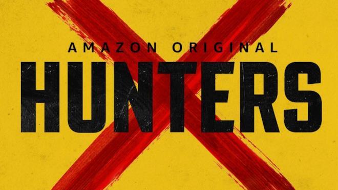 Logo della serie Hunters