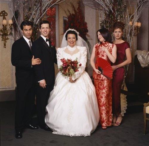 Il matrimonio di Rosario e Jack