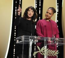 Asia Argento a Cannes 2018