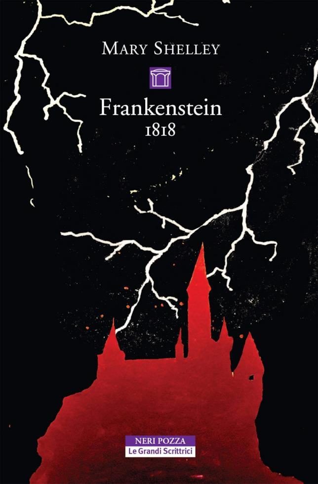 La copertina di Frankestein