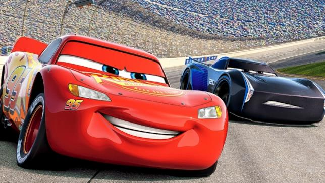 I protagonisti di Cars 3