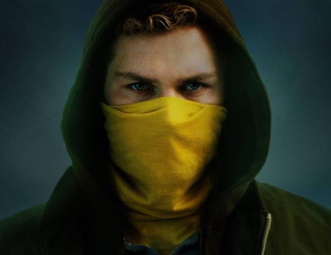 Finn Jones nei panni di Iron Fist