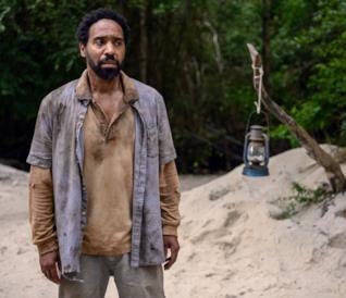 Il personaggio afroamericano Virgin di The Walking Dead