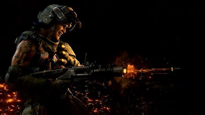 Le soldatesse non mancheranno in Call of Duty: Black Ops 4