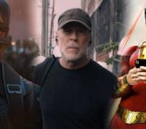 Avengers: Endgame, Glass e Shazam!