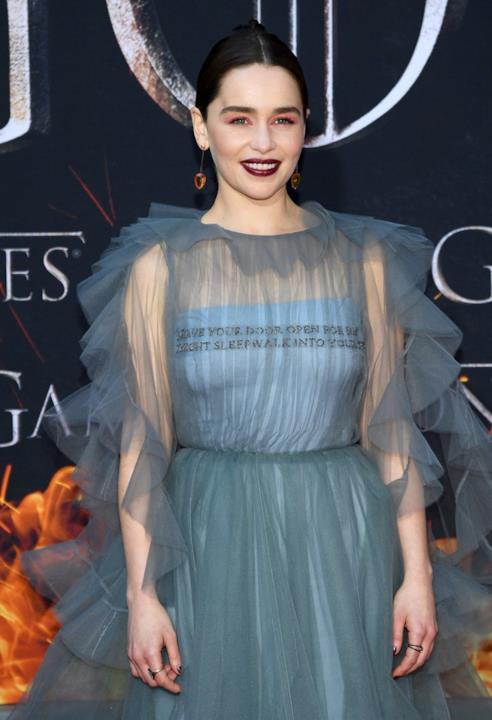 Emilia Clarke, la Regina dei Draghi
