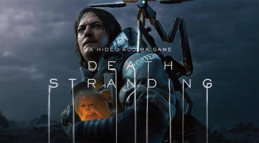 Death Stranding Sam Logo