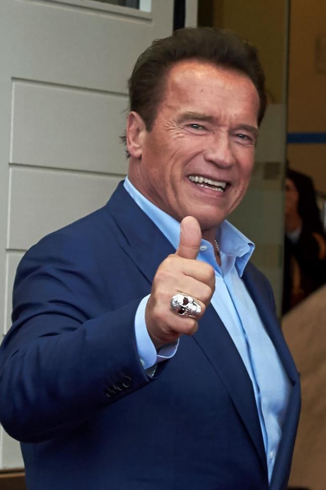 Arnold Schwarzenegger sarà di nuovo il T-800