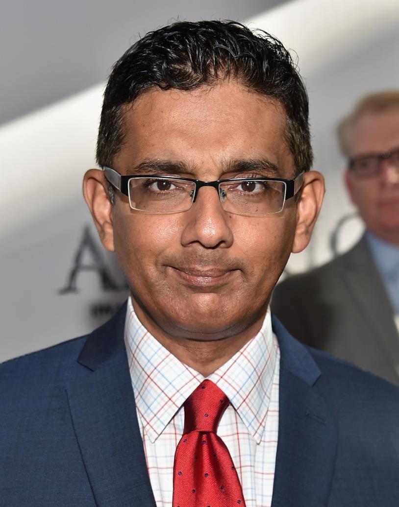 L'attore Dinesh D'Souza