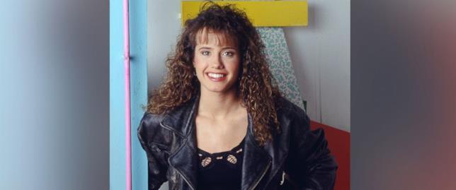Tori, uno dei personaggi di Bayside School