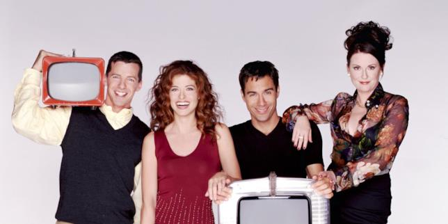Will & Grace, il cast al completo