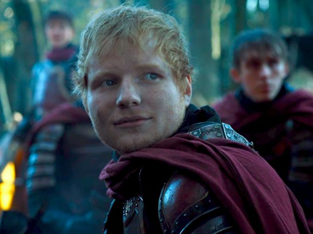 Ed Sheeran in Game of Thrones 7