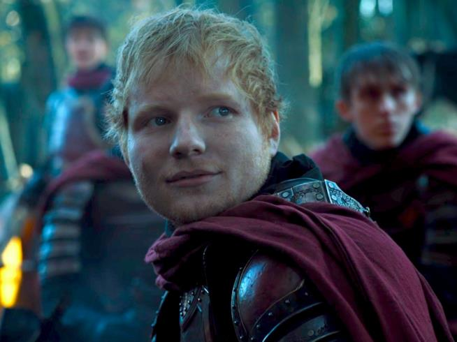 Ed Sheeran in Game of Thrones 7