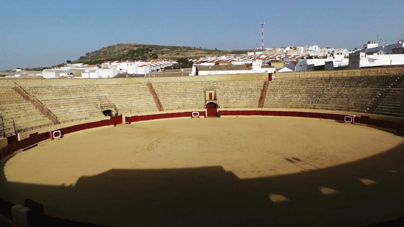 La Plaza de toros di Osuna a Siviglia diventa l'Arena Meereen
