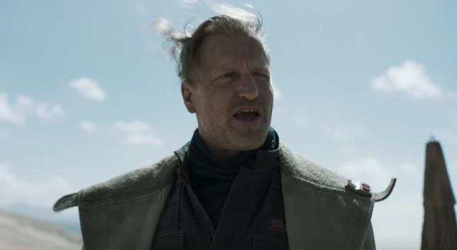 Woody Harrelson in Solo