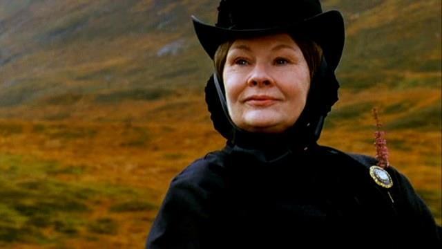 Judi Dench è la Regina Vittoria nel film di Stephen Frears, Vittoria e Abdul
