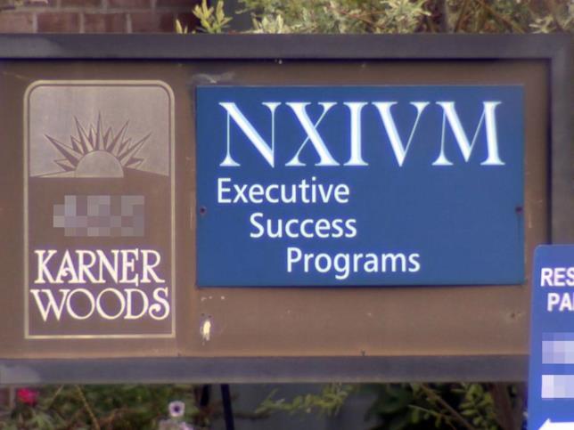 La sede NXIVM