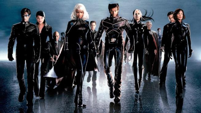 i personaggi dei film di X-Men