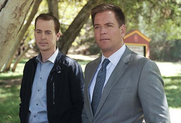 McGee e Tony di Nozzo in NCIS