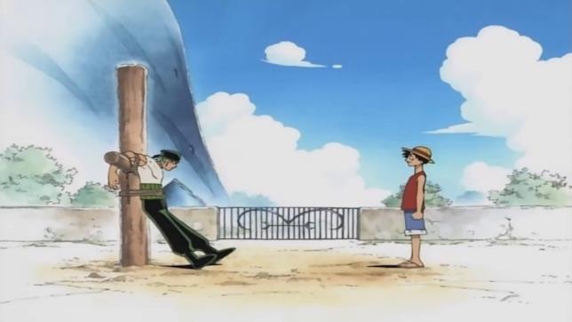 One Piece migliori momenti Zoro