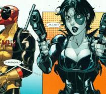 Domino e Deadpool insieme nei comics e presto anche al cinema