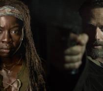 Rick Grimes & Michonne: sarà forse amore?