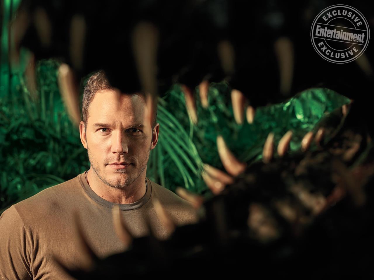 Le immagini in esclusiva di EW a tema Jurassic World: Il Regno Distrutto