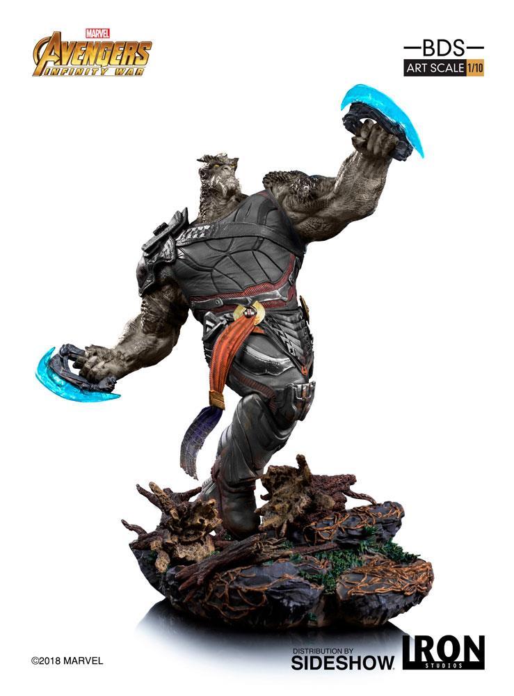 Cull Obsidian, personaggio di Avengers: Infinity War