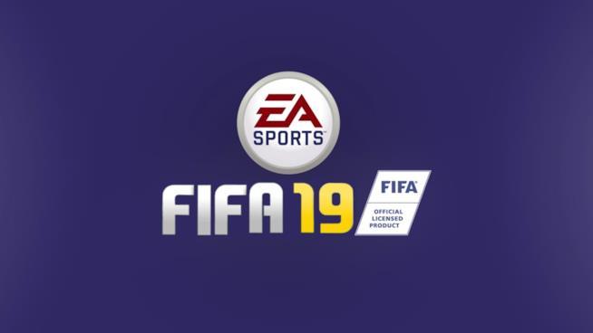 Il logo ufficiale di FIFA 19