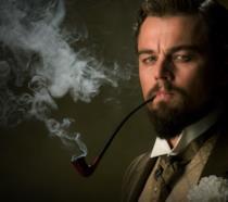 Leonardo DiCaprio in un'immagine di Django Unchained