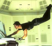 Tom Cruise in Missione: Impossible 1