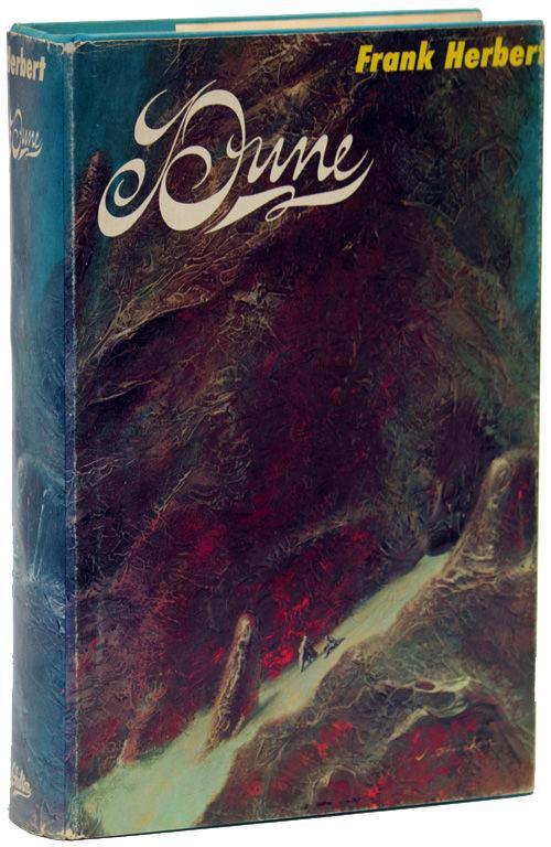 Libro Dune di Frank Herbert