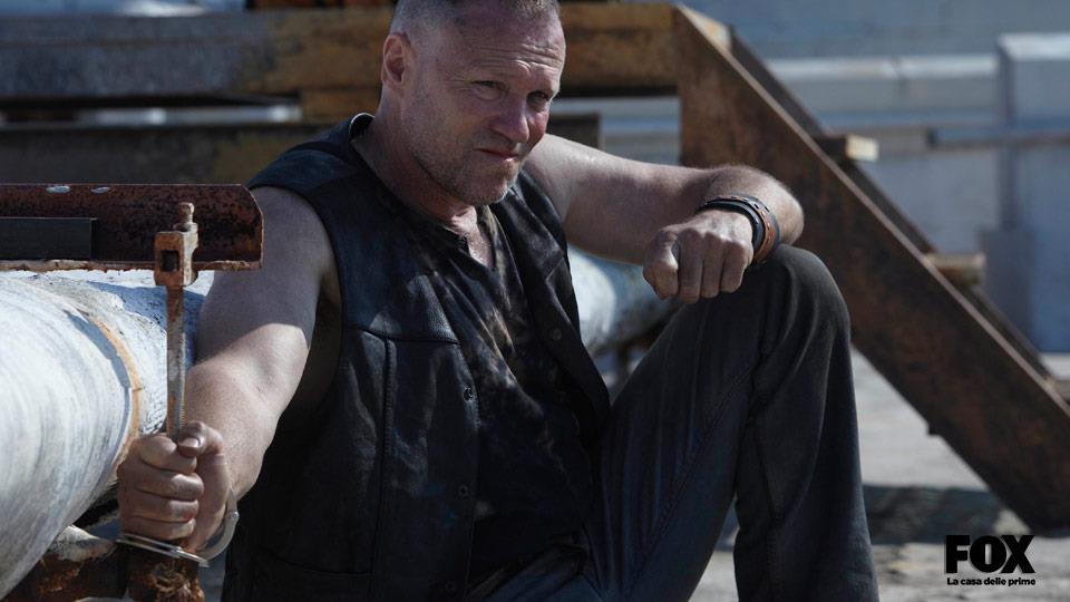 Quando nel secondo episodio Merle spara da un tetto, è intervenuta la vera SWAT perché la gente credeva fosse un cecchino.