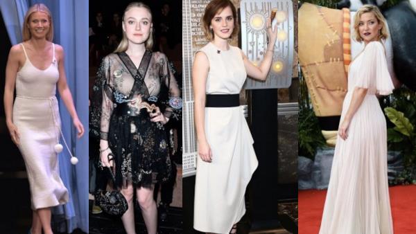 Emma Watson, Olivia Wilde, Dakota Fanning e Kate Hudson
