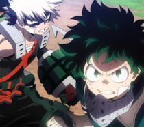My Hero Academia: il secondo film arriverà nelle sale a marzo