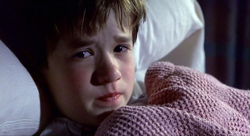 Haley Joey Osment ne Il sesto senso