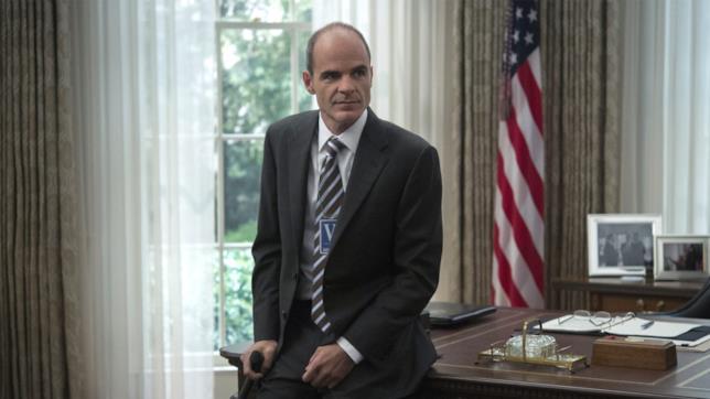 Michael Kelly interpreta Doug Stamper in House of Cards