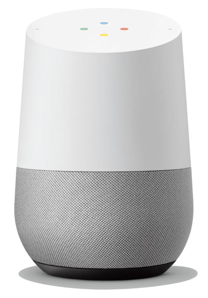 Immagine stampa di Google Home