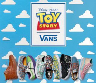 I modelli baby della linea toy Story