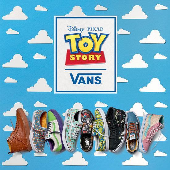 scarpe vans disney