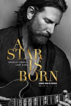 Bradley Cooper è Jack nel poster di A Star is Born