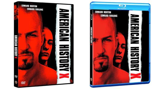 American History X in edizione Home Video nei formati DVD e Blu-ray