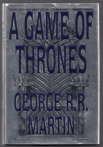 il primo di libro di Game of Thrones